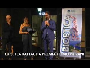 A Telmo Pievani il premio Bioetica Festival 2019